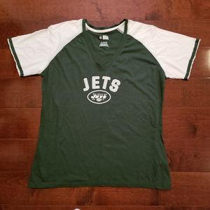 New York Jets Top Women's Size XXL
